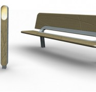 Gamme mobilier urbain