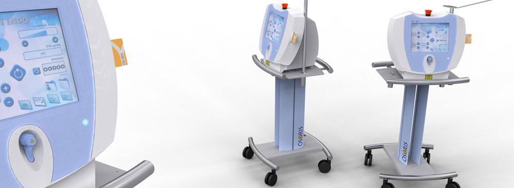 Laser de traitement - sté OSYRIS